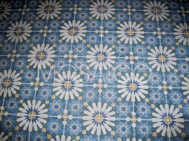 Photo gallery utility room mosaico - Zementfliesen koln ...