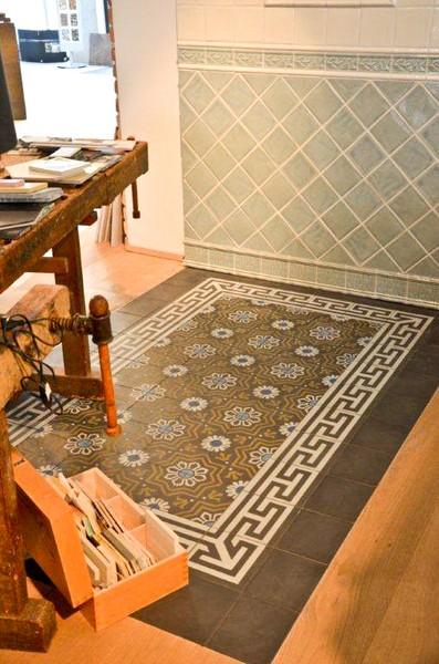 Zementfliesen von Mosaico in München